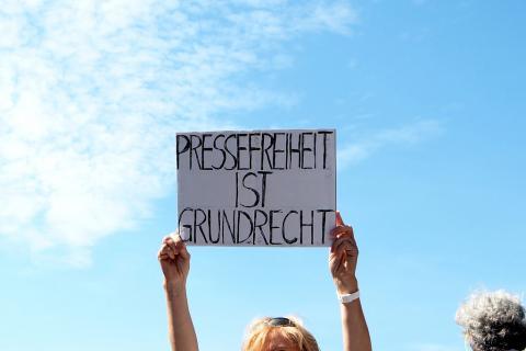 Pressefreiheit
